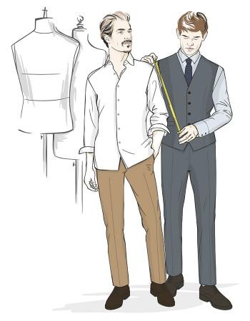 1. Choose fabrics