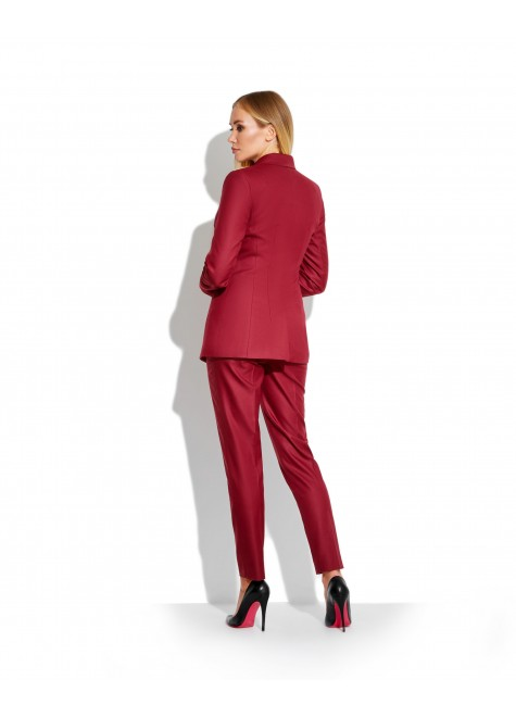 TUXEDO WITH SKINNY TROUSERS